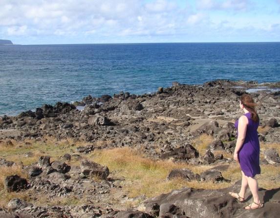 North Shore Easter Island Teva Zirra