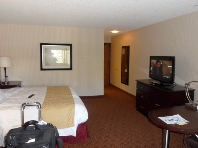 Doubletree Colorado Springs King Deluxe Room