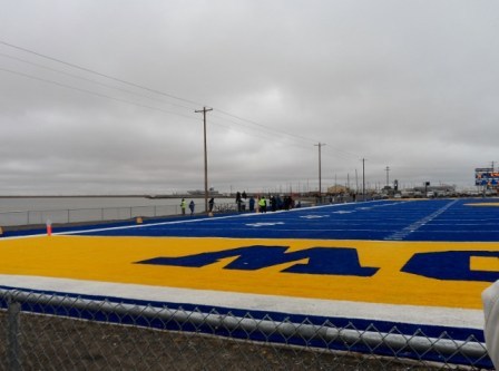 Cathay Parker Field Top of the world tour barrow alaska