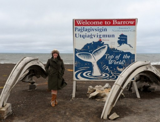 Keri HeelsFirstTravel Barrow Alaska