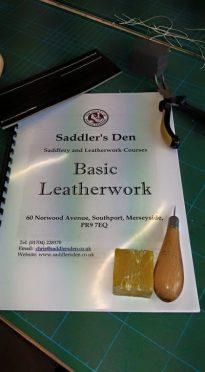 Basic Leatherwork Course