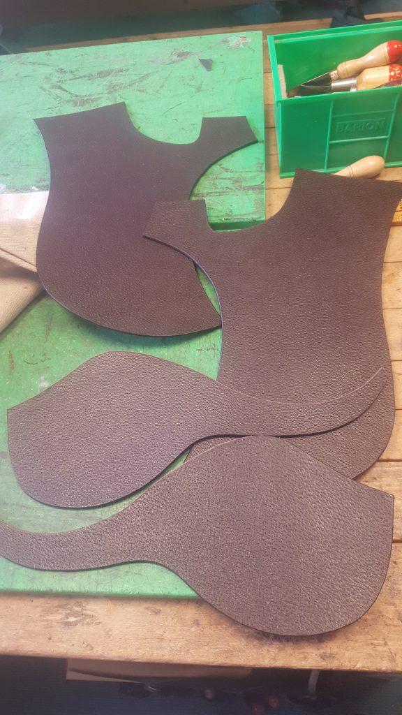 Saddle Flaps and Skirts