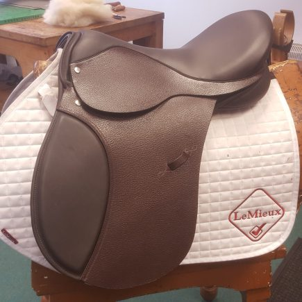 Level 3 exam saddle