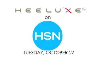 Heeluxe on HSN