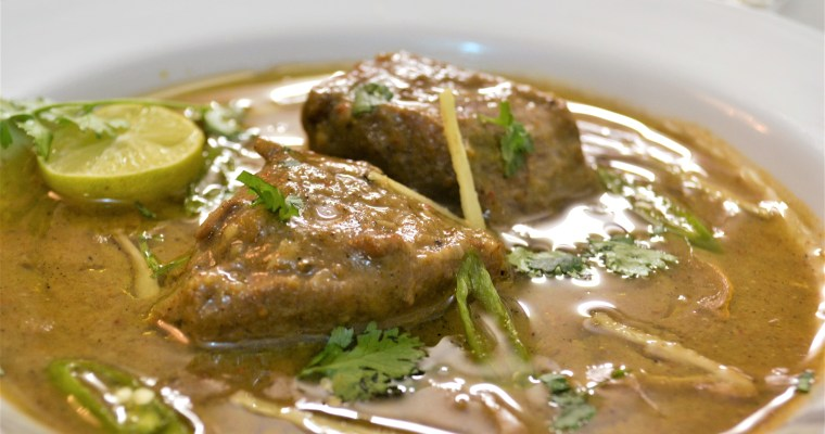 Nihari: A Taste of Home (with Gluten Free option)
