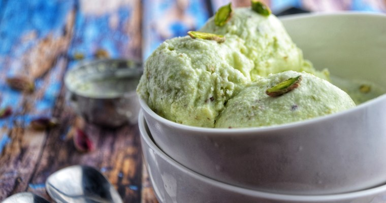 Peshawari Pista Ice Cream