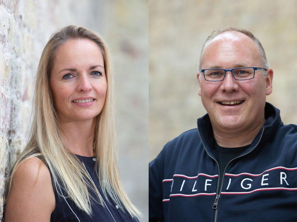 Gwen en Harm-Jan Heeringa staan graag voor uw assurantievraagstukken klaar