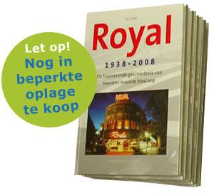 Het boek `Royal 1938*2008