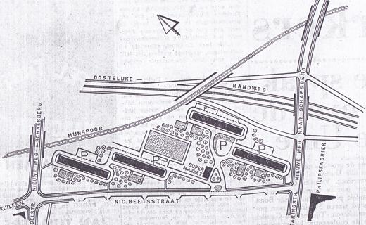 Bron: Limburgs Dagblad (1964) | Plan Vossekuil