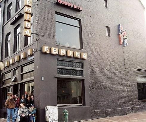 Bron: femina-heerlen.hyves.nl | Uitgaan kon in de jaren '70, '80 en '90 oa. in de Femina gelegen aan het Wilhelminaplein 7