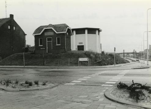 Bron: Rijckheyt.nl | Overgebleven deel Watertoren