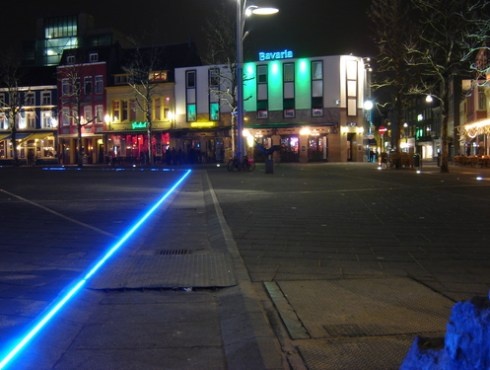 Verlichting Pancratiusplein Heerlen