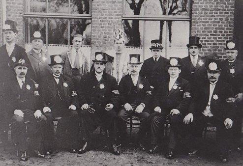 Bron: Hub Huijts | Raad van Elf 1928