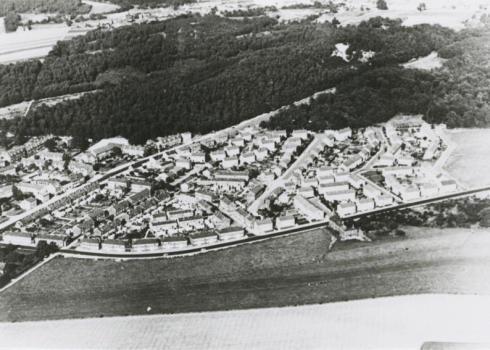 Bron: Rijckheyt.nl | Luchtfoto van de Kakert (1952)