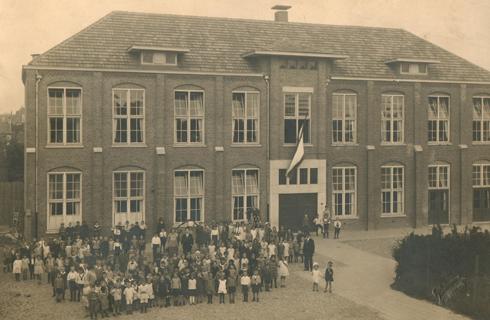 Bron: Schoolbank | Nutsschool in Heerlen