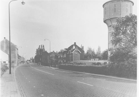 Bron: Rijckheyt.nl | Heerlerbaan ter hoogte van watertoren