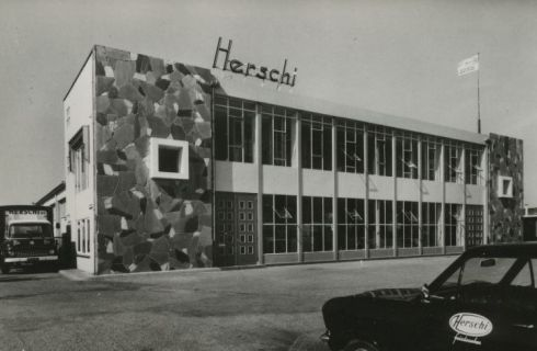 Bron: Rijckheyt.nl | Frisdrankenfabriek Herschi in Hoensbroek