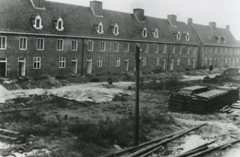 Bron: Rijckheyt.nl | Bouw van de Maria Christinawijk 1943