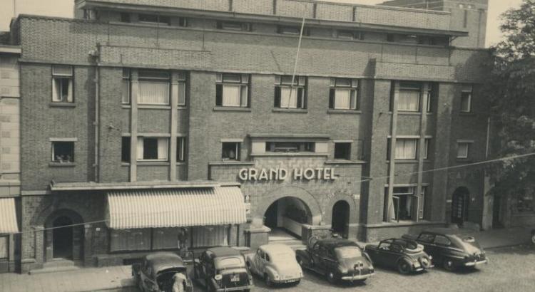 Bron: Rijckheyt.nl | Grand Hotel en de Raetskelder.