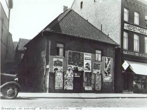 Bron: Rijckheyt.nl | Synagoge annex woning (1937).