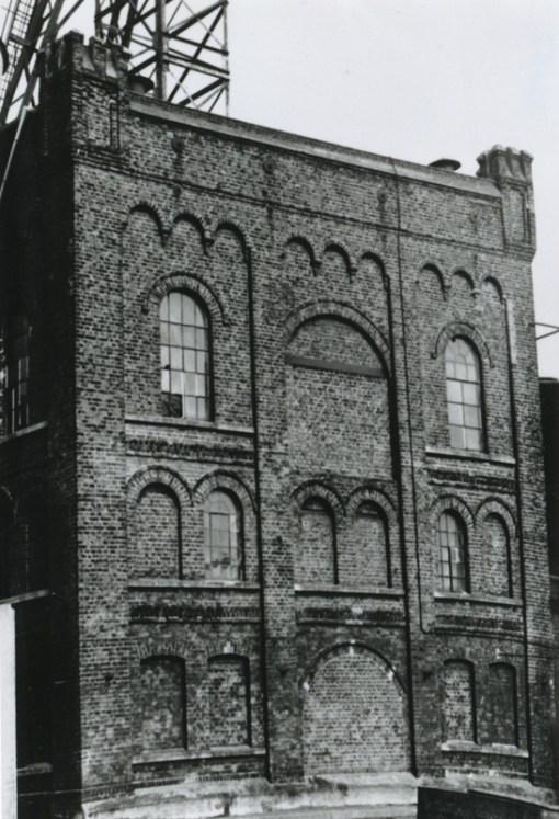 Bron: Rijckheyt.nl | Schachtgebouw van schacht I van Oranje-Nassaumijn I.