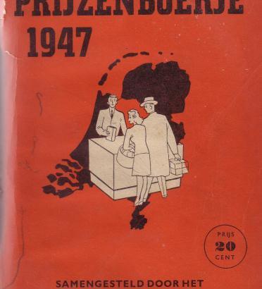 Bron: Antiqbook.com | Prijzenboekje 1947