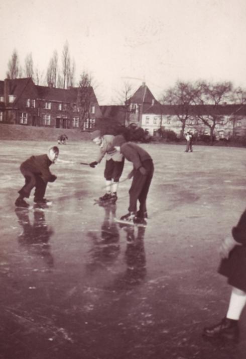 Bron: Rijckheyt.nl | Meezenbroeker vijver schaatsen