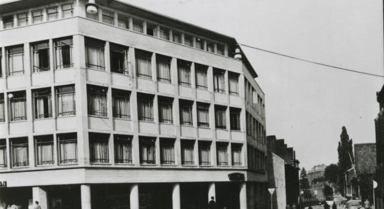 Bron: Rijckheyt.nl | Reisbureau Lissone-Lindeman (1964)