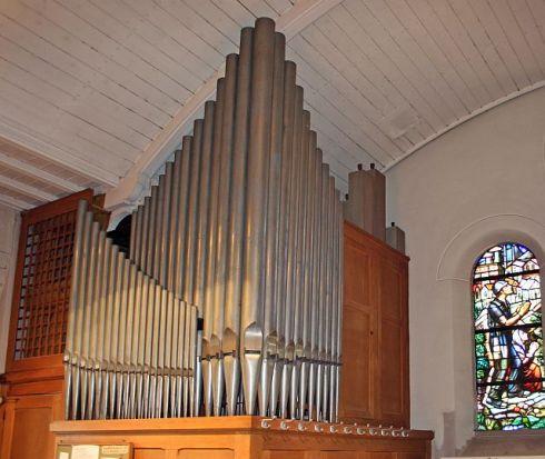 Bron: kerkgebouwen-in-limburg.nl | Orgel rechts