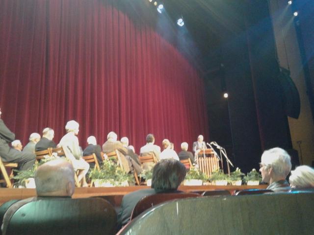 Bron: Heerlen Vertelt | Opening Jaar van de Mijnen, toespraak van 'Joop den Uyl'
