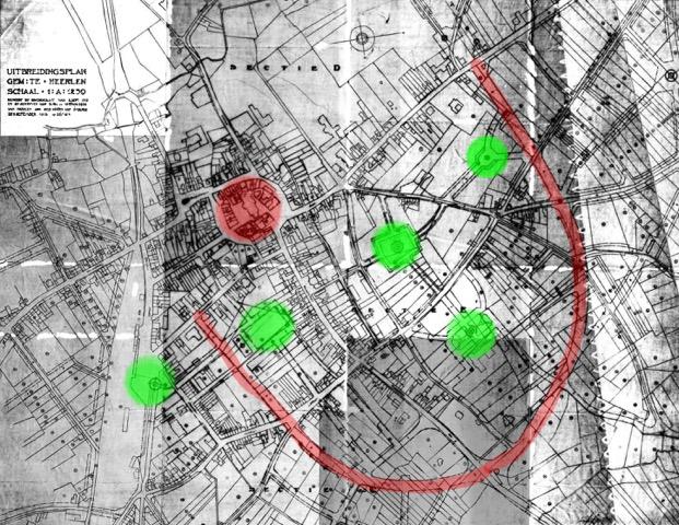 Uitbreidingsplan Heerlen 1913
