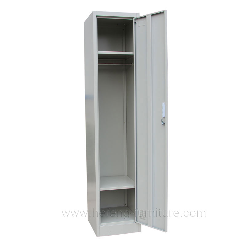 Single Door Steel Locker  Luoyang Hefeng Furniture