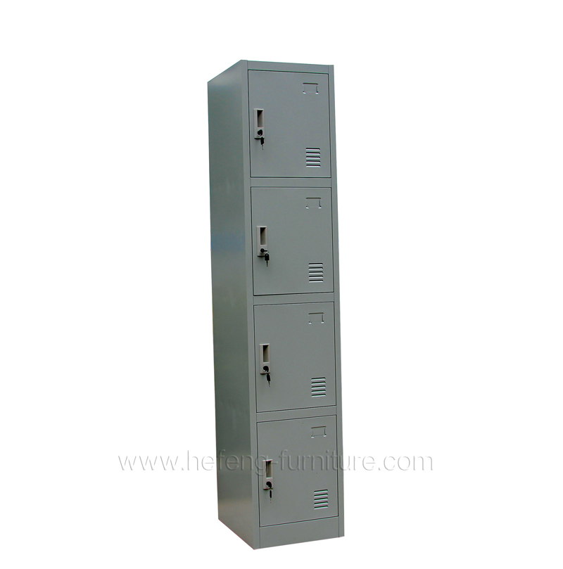4 Tier Secure Lockers  Luoyang Hefeng Furniture