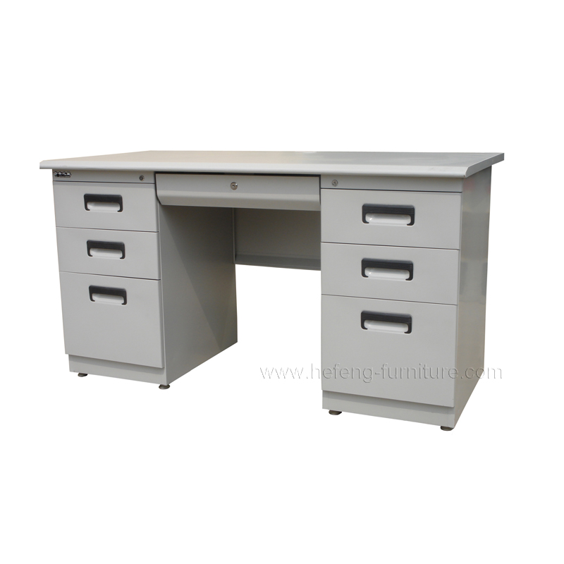Metal Office Desk  Luoyang Hefeng Furniture