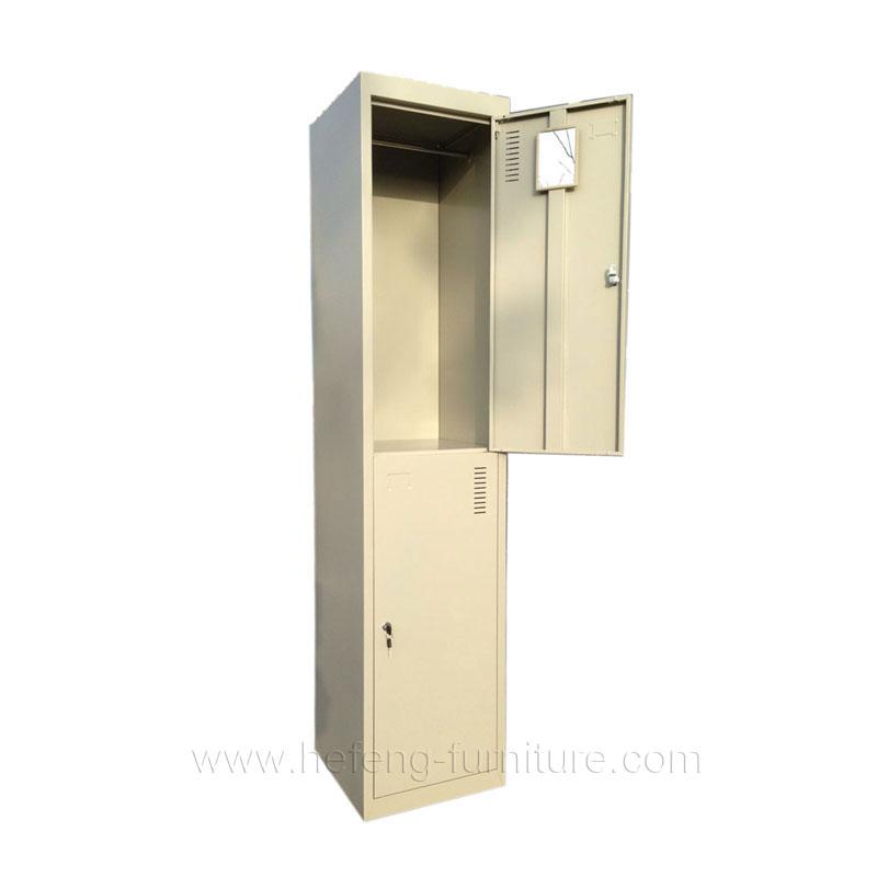 2 Tier Metal Lockers  Luoyang Hefeng Furniture