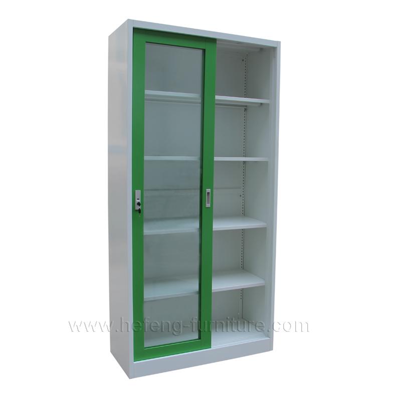 Glass Sliding Door Cabinet  Luoyang Hefeng Furniture