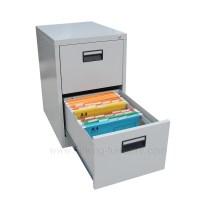 Metal 2 Drawer File Cabinet - Luoyang Hefeng Furniture