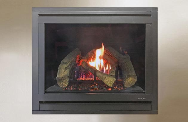 HEAT  GLO  X Series Gas Insert Fireplaces