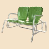 Retro Lawn Chairs - 1950s Lawn Chairs