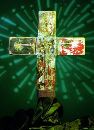 Hegensdorfer Kreuz - enthüllt - ©fercon