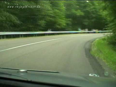 Zentai Sándor – Suzuki Swift Hayabusa – 32. Mátrai Hegyiverseny 2008