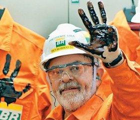 Lula, Brasils president fra 2003 til 2011