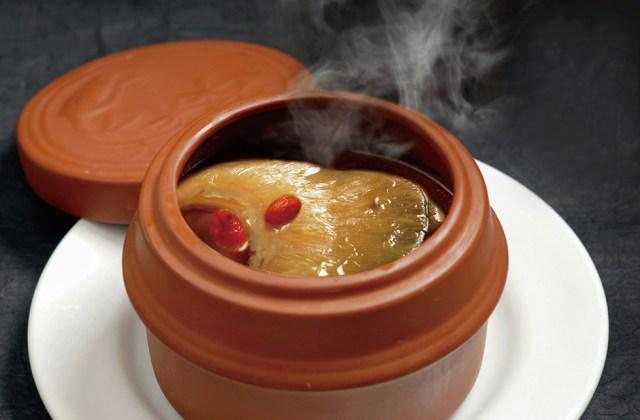 プレミアム壺蒸しスープ