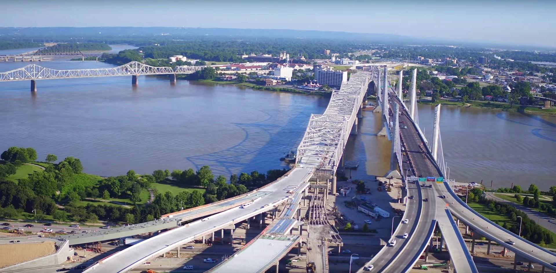 Ohio River Bridges Usa
