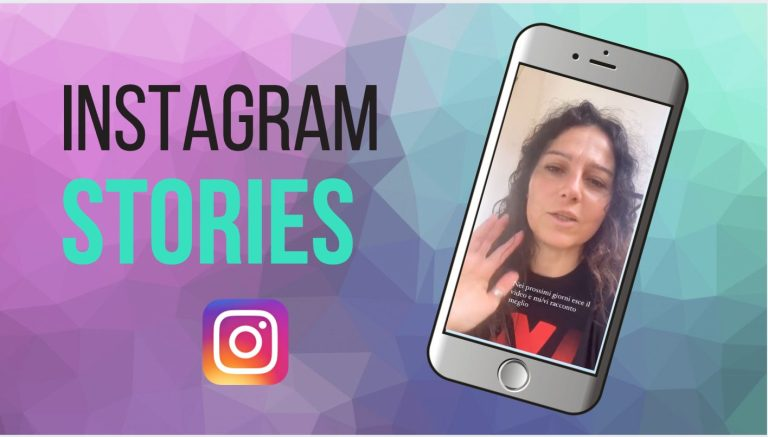 instagram storie: tutorial