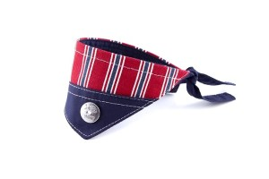 Foulards pour chiens chez Heidi & Cie