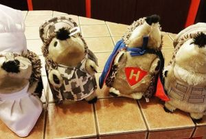 Jouets pour chiens Heggies