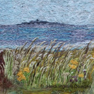 Isle of May embroidery