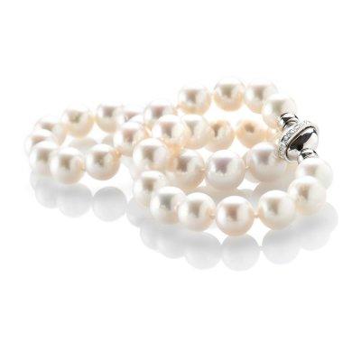 Heidi Kjeldsen Splendid Cultured Freshwater Pearl Necklace NL1086