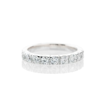 Heidi Kjeldsen Highly Desirable Diamond 1.00ct Half Eternity Ring R1262S